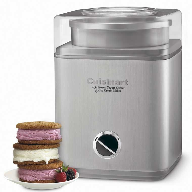 Cuisinart Ice Cream and Frozen Yogurt Machine