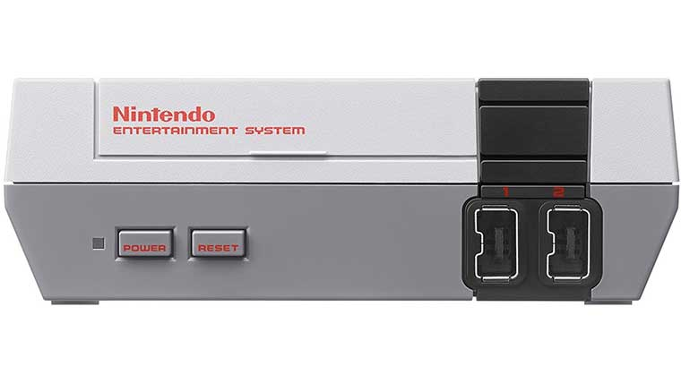 NES Gaming Console