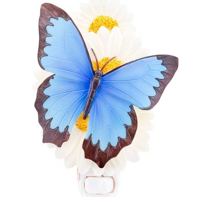 Solar Power Butterfly Light