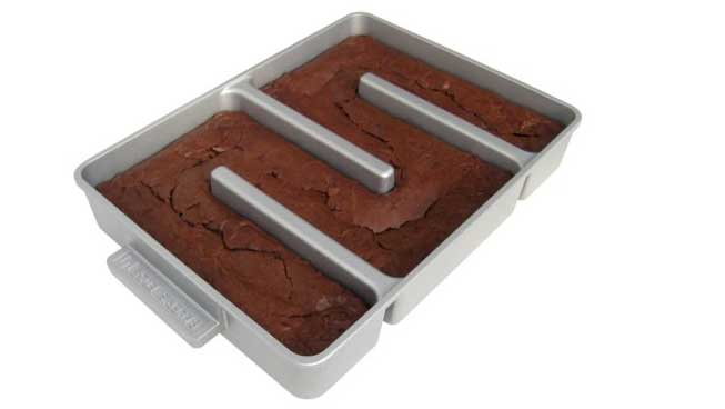 All Edge Brownie Pan