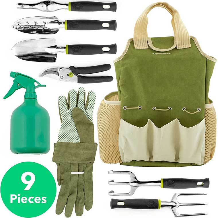 Best Gardening Tools Kit