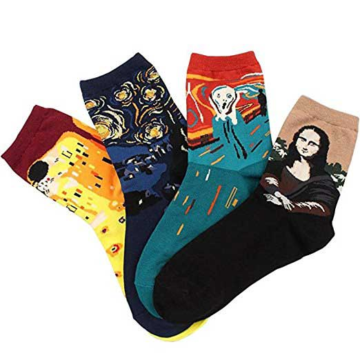 Famous Artist Socks