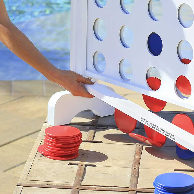 Huge Connect 4 Game