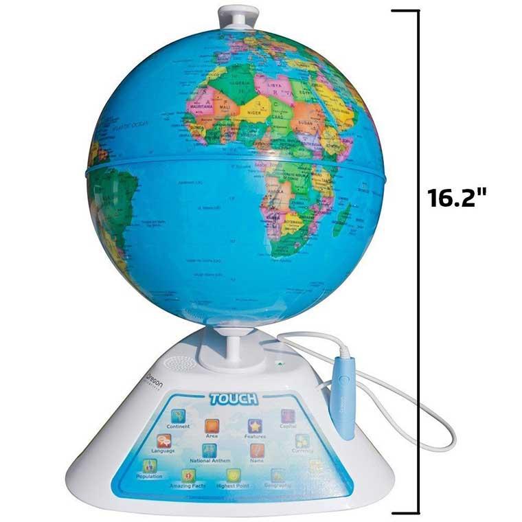 Interactive Smart Globe