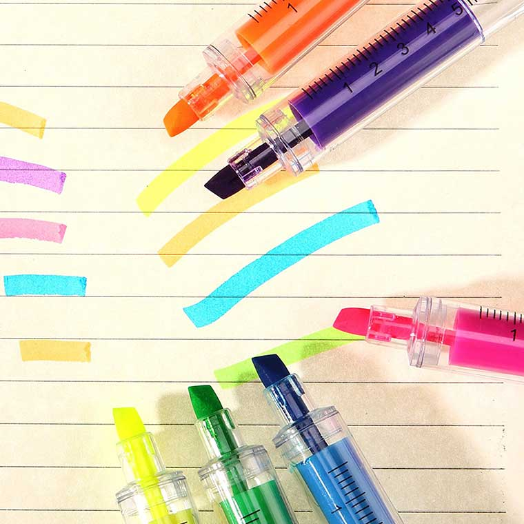 Medical Highlighters