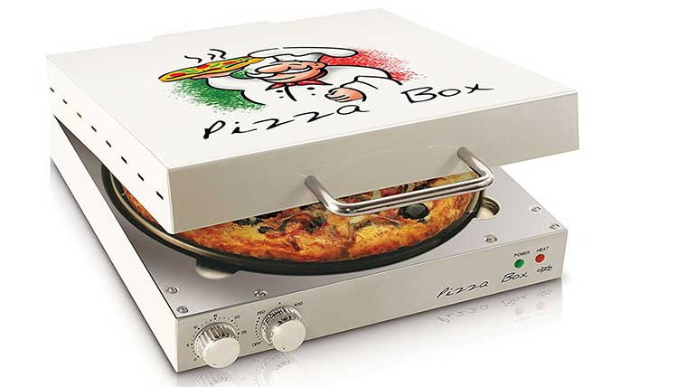 Pizza Box Shaped Oven