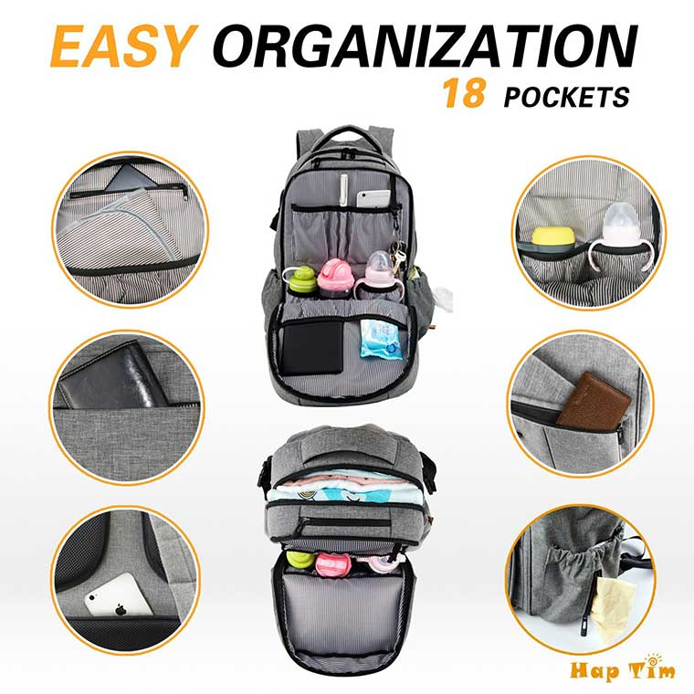Travel Backpack for Babies