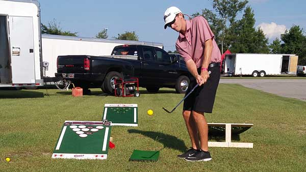 Beer Pong for Golfers