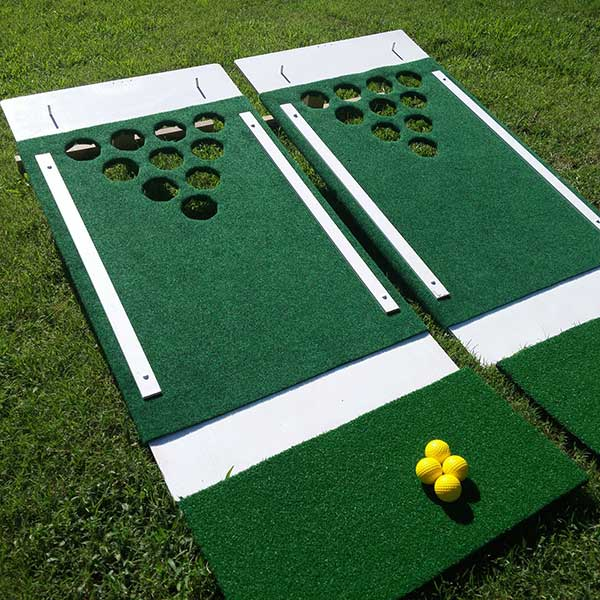 Boards for Beer Pong Golf