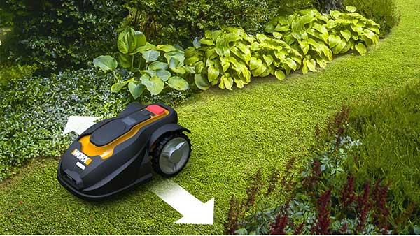 Image of Robotic Lawn Mower