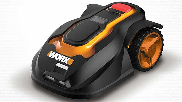 Image of the Worx Robot Lawn Mower