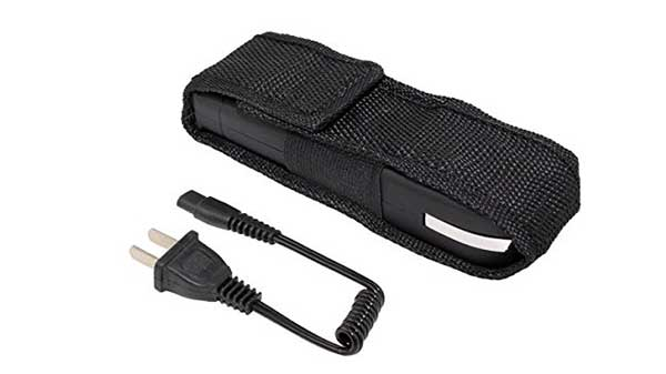 Rechargable LED Stun Gun with Case