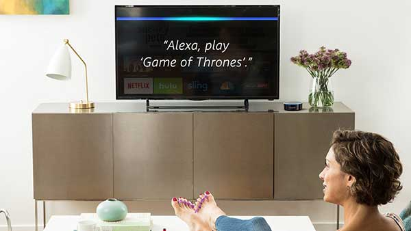 Control Devices with Alexa Voice Commands
