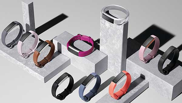Different Fitbit Alta Watch Colors