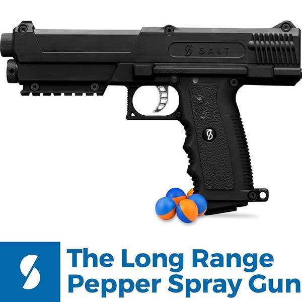 Home Non Lethal Self Defense Weapon