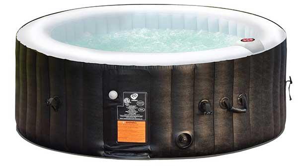 Inflatable Jacuzzi Tub