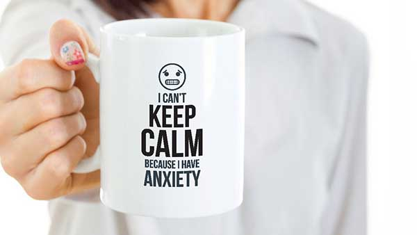 Mug for Someone with Anxiety