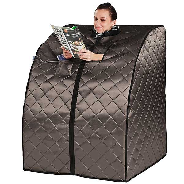 Portable Infrared Sauna Low emf