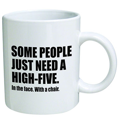 Another Funny Coffee Mug