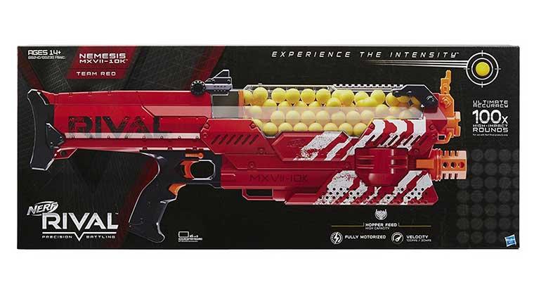 Coolest Nerf Gun in the World