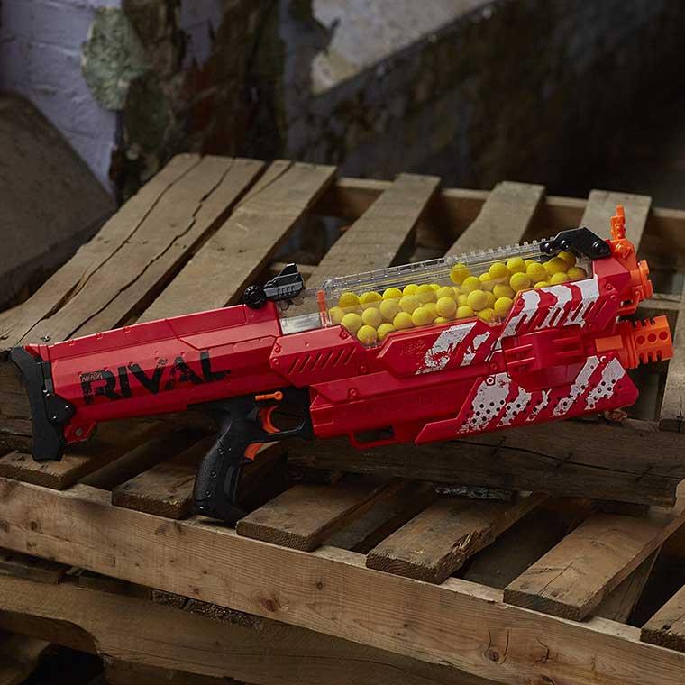 Nerf Foam Ball Gun