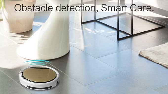 Robot Floor Mop and Vacuum