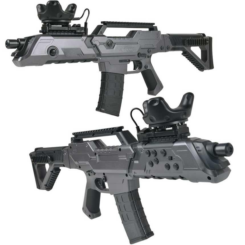Vive Rifle Controller