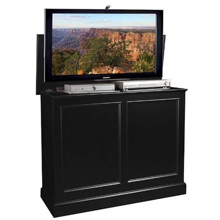 hidden flat screen tv cabinet