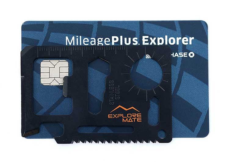 Survival Wallet Card