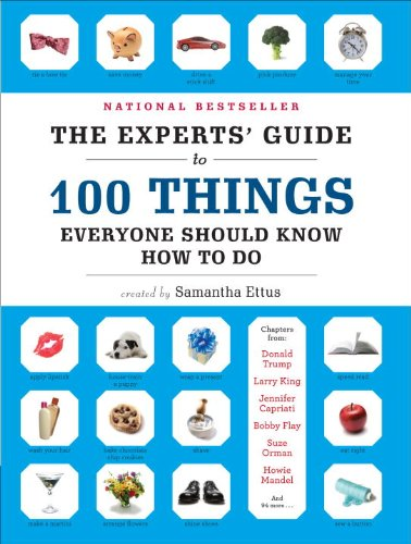 100 Things Everyone Should Know How to Do