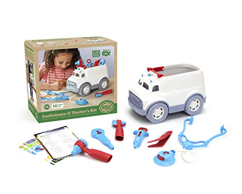 Ambulance and Doctor's Kit for Kids