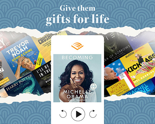 Audible Gift