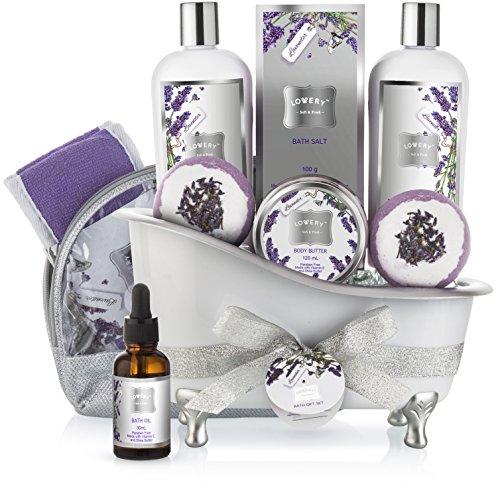 Bath Gift Basket Set