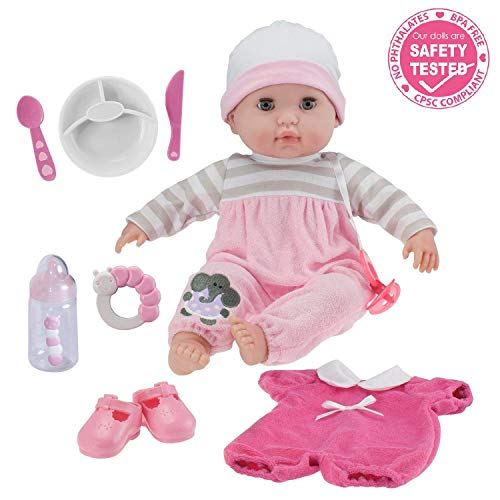 Berenguer Boutique Soft Baby Doll