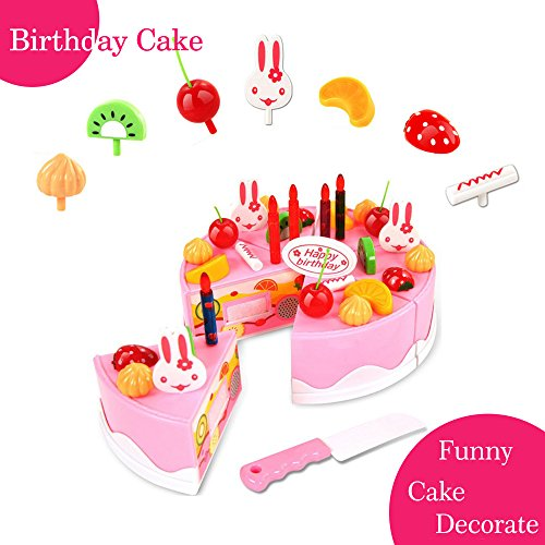 BigNoseDeer Play Birthday Cake