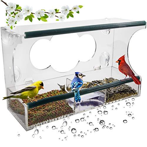 Birdious Deluxe Bird Feeder