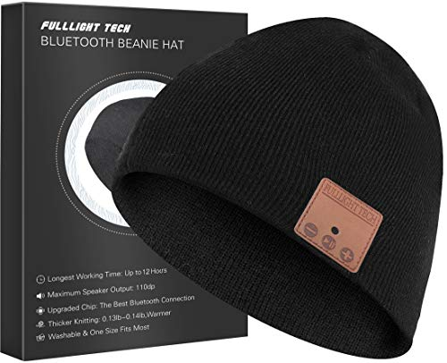 Bluetooth Beanie Hat Wireless Headphones