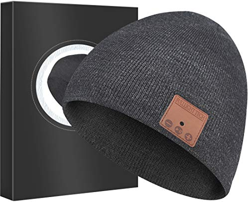 Bluetooth Beanie Hat Wireless Headset
