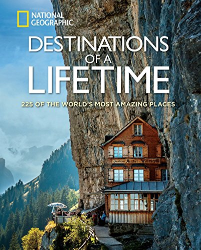 Book on 225 of the World's Most Amazing Places