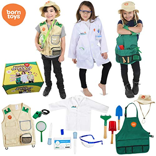 Born Toys Dress Up Trunk Set
