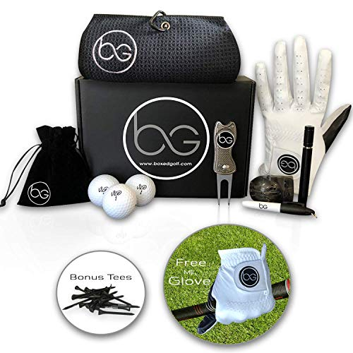 Boxed Golf Premium Golf Gifts