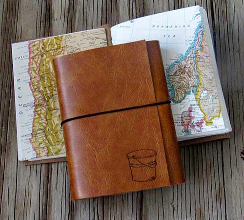 Bucket List Travel Journal