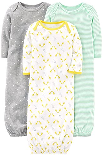 Carters Sleeper Gown