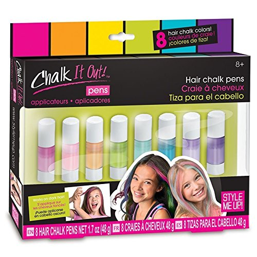 Chalk It Out Hair Chalk Pens