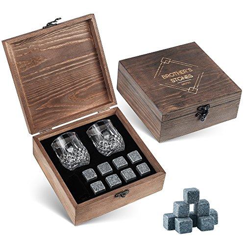 Classy Whiskey Stones Gift Set