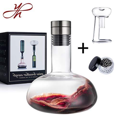 Complete Wine Decanter Set