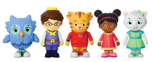 Daniel Tiger's Neighborhood Figure Set