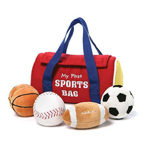 First Sports Bag Plush Balls