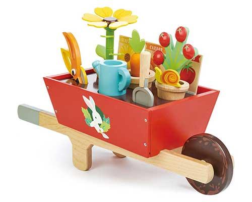 Garden Wheelbarrow Set