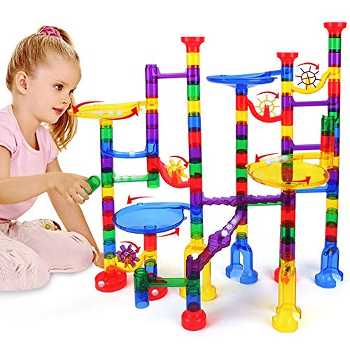 Giant Marble Run Construction Set